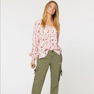 Sanctuary Garden Party Posy Floral Blouse